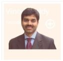 Vinod Reddy, Founder & CEO, CRMIT Solutions