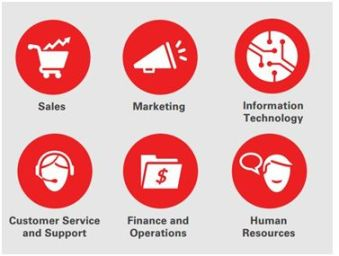 CRMIT Solutions' area of expertise
