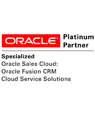 Specialized Partner with Oracle Sales Cloud