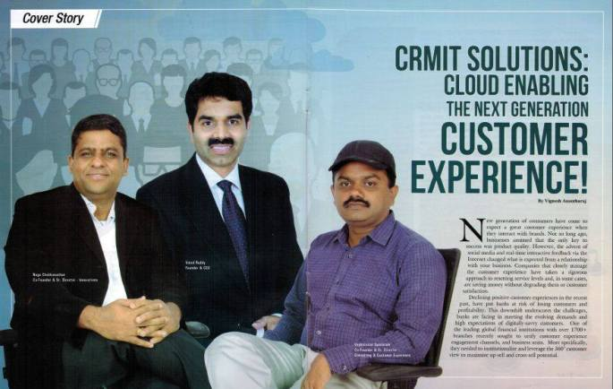 CRMIT Solution Enabling Next Generation Customer Experince