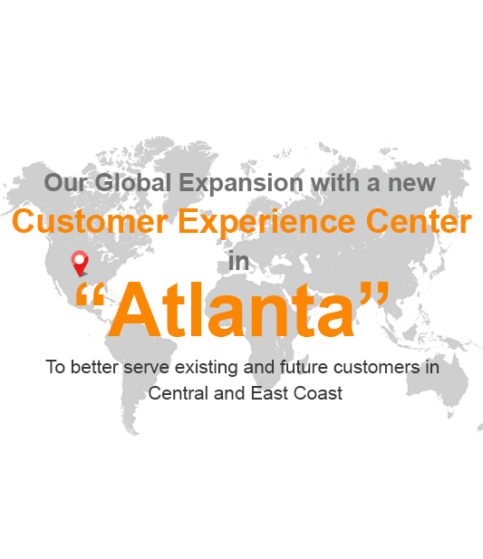 CRMIT's New Customer Experince Center in Atlanta