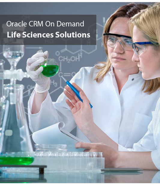 Oracle CRM On Demand Life Sciences Solution