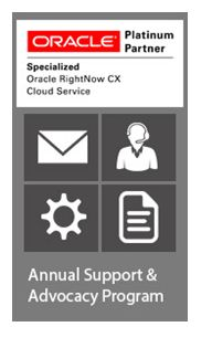 Support Program for Oracle RightNow