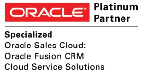 Specialized Partner for Oracle Sales Cloud