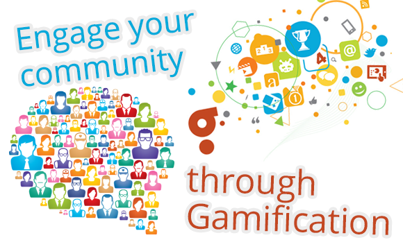 Engage consumers through gamification