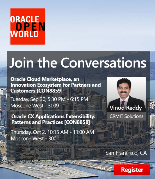 Oracle Open World 2014
