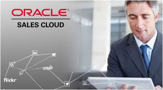 Oracle Sales Cloud - Modern Selling